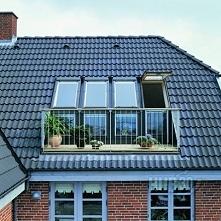 balkon na dachu