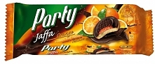 Delicje pomarańczowe, biszkopty z galaretką pomarańćzową w czekoladzie, Party...