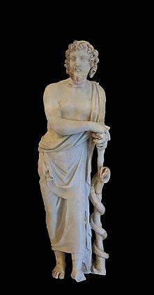 Mieszkańcy Epidaurou poświę...