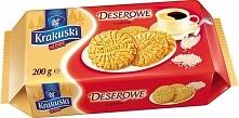 Ciastka Krakuski deserowe