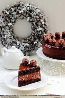Tort Ferrero Rocher  (Przep...