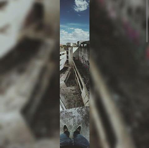 Wrocławskie '5pointz' Nie do końca legalna galeria graffiti, za niedługo zostanie zburzona. więc warto ją zwiedzić. Ps. Patrzcie pod nogi! Fot. Kuba N.