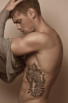 tattooed man♡