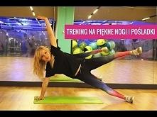 Trening na piękne nogi i pośladki | Codziennie Fit