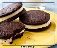 Słodki, dietetyczny przysmak na dziś - ciasteczka a'la oreo ❤️ Bez mąki...