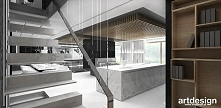 projekt schodów | ARTDESIGN...