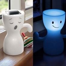 Lampka solarna dla najmłodszych.