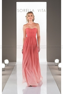 Hot Sale,Sorella Vita Ombre Bridesmaid Dress Style 8472OM Price Crash