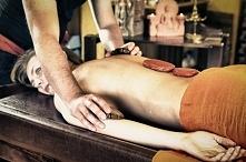 A może masaż kamieniami naturalnymi? :)  Arabic Day Spa zaprasza :)