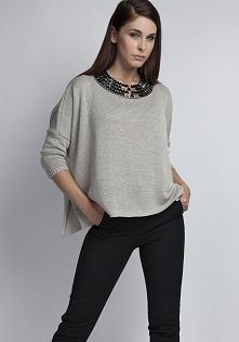 Nowość!!! Sweter Abigail - MKM w sklepie olive.pl