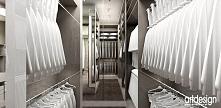 funkcjonalna garderoba - projekt wnętrza | BEAUTY PURITY