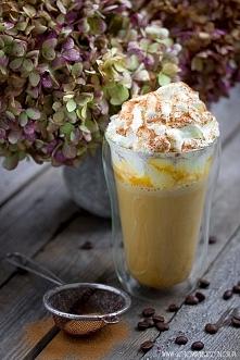 Pumpkin spice latte (Jak ze Starbucksa)       Przepis po kliknięciu w zdjęcie.
