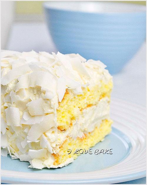 Ciasto Rafaello na biszkopcie