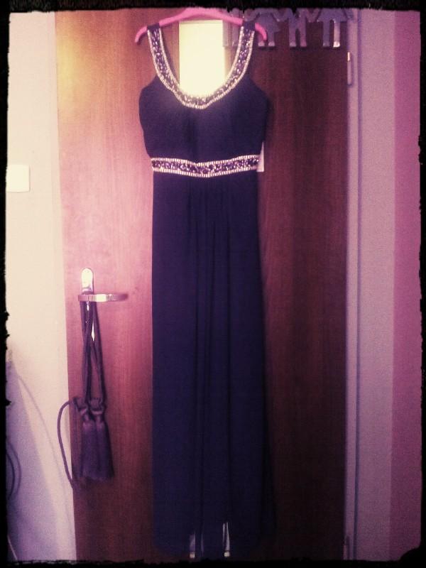 Oto moja sukienka ciążowa na mój ślub cywilny. Co myślicie ?