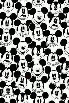 Mickey Mouse :) :O :D hehe