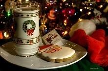 kto kiedyś zostawiał Mikołajowi ciasteczka i mleko  ? haha :D