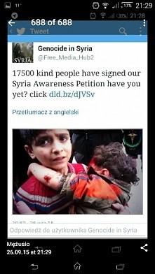 Prawda o Syrii....