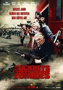 """Horror/Komedia (2012) """"Rabusie kontra zombie""""  Grupa nieudolnych przestępców decyduje się obrabować bank, aby uchronić przed rozbiórką dom spokojnej starości, w którym..."""