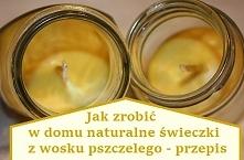 W poprzednim wpisie starałam się zachęcić Was do tego by zrezygnować z wykorzystywania w domu szkodliwych dla zdrowia świeczek parafinowych i zamienić je na naturalne świeczki z...