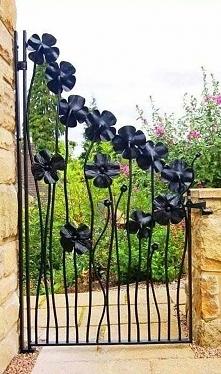 kwiatowa brama