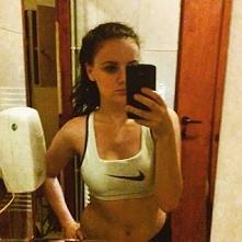 Ja po siłowni ♥ Zapraszam na notke, gdzie opisuje w podpunktach jak zaplanować sukcesywne odchudzanie! :) fight-like-supergirl.blogspot.com/