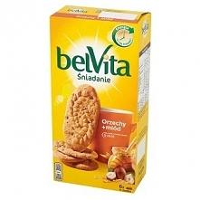 Ciastka Belvita śniadanie O...