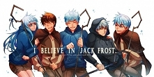 I believe in Jack Frost.