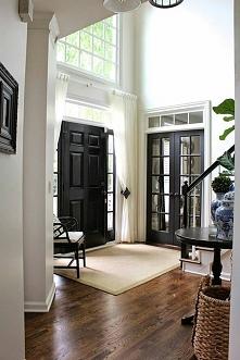 Fantastyczne wejście do dom...
