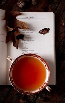książka&ciepłaherbata&jesiennywieczór <3