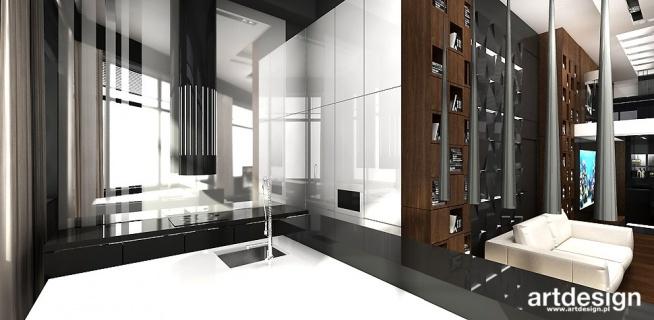 kuchnia w nowoczesnym apartamencie   VISIBLY ASSURED (II)