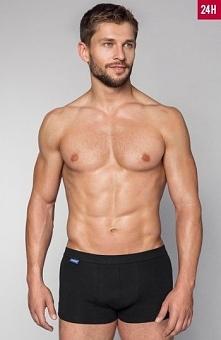 Henderson 33758 2-pack bokserki Bokserki męskie o klasycznym kroju, wykonane z wysokiej jakości bawełny, przód profilowany zaszewkami