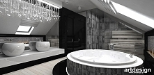 salon kąpielowy | ACCELERATED ARCHITECTURE II