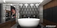nowoczesna łazienka w apartamencie | VISIBLY ASSURED (II)