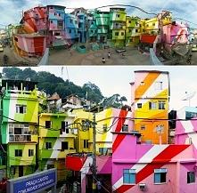 Najbardziej kolorowe budynki na świecie! Zobacz, jak ludzie ozdabiają domy w różnych krajach! WIĘCEJ PO KLIKNIĘCIU W OBRAZEK.