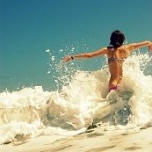 water :D