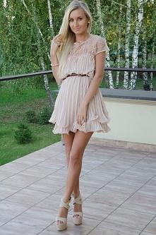 zapraszam na mojego bloga :) kliknij w zdjęcie :) sukienka na sprzedaż !