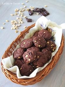 najlepsze czekoladowe ciasteczka!