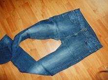 Spodnie Zara  rozmiar 38 ce...