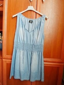 Nowa sukienka ONLY kosztowała 120 wyceniam na 50 zł L ale nadaje się na M