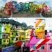 Najbardziej kolorowe budynk...