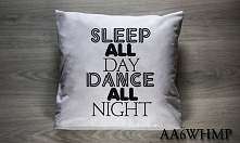 sleep all day  dance all night