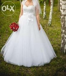 Sprzedam suknie ślubną!!  :)