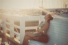 Sunrise on the pier!