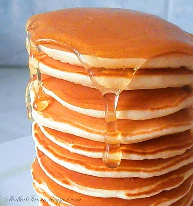 Oryginalne Amerykańskie Pancakes'y