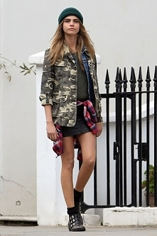 Cara Delevingne <3 great style + beautiful body = ideal woman ♥♥♥