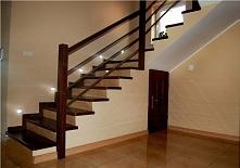 Schody nowoczesne. Producent schodów drewnianych Prudlik.