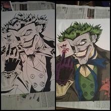 Joker. ;) Zdaję sobie sprawę, że jakość zdjęć nie powala. :(