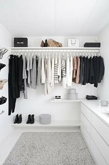 Garderoba w bieli *-*