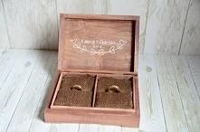 Pudełko na obrączki BOHO LO...