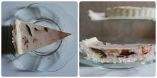 pomysł na pyszne i zdrowe i ciasto - bez pieczenia! kliknij w zdjęcie po przepis na surową, kokosową tarte ze śliwkami - bezglutenowa, bez jajek, mleka ♥